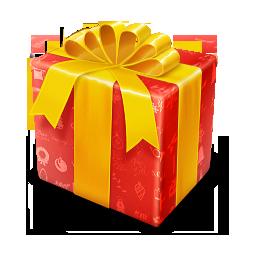Подарки от Администрации